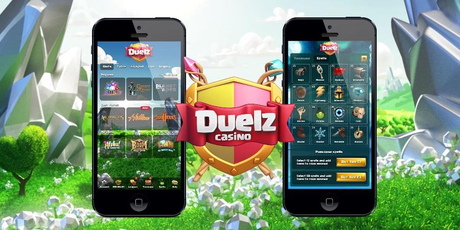 Bildresultat för Duelz casino 2018